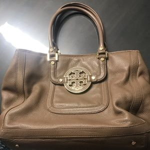 Tory Burch khaki purse